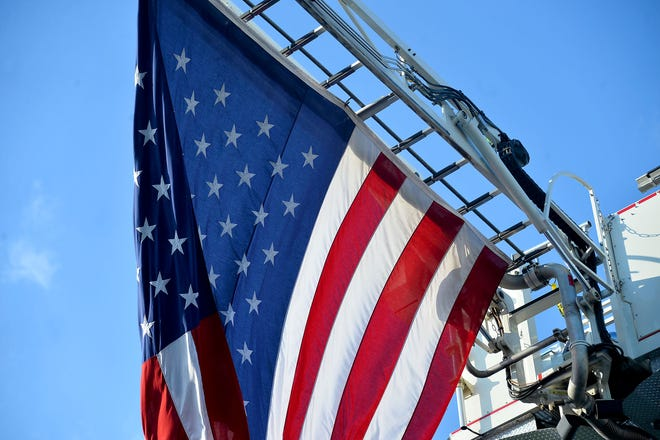 The American Legion Post #3 is hosting a 20th remembrance day of 9/11 ceremony and first responders breakfast on Saturday.