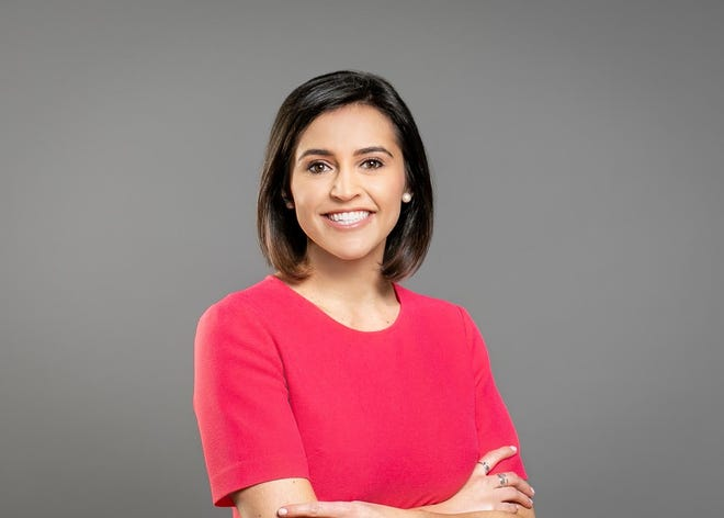 Anne Campolongo is a meteorologist joining KCCI on Sept. 20, 2021.