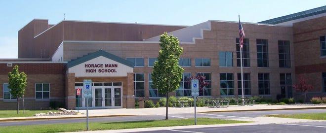 Horace Mann High School in North Fond du Lac