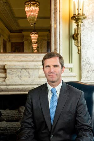 Andy Beshear, a Democrat, is governor of Kentucky.