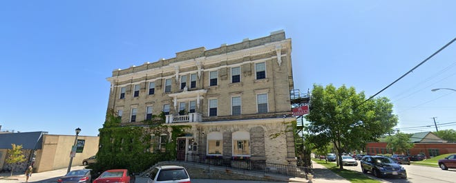 Port Hotel is back on the market for the second time this year. The 11,265-square-foot property is listed for $750,000.