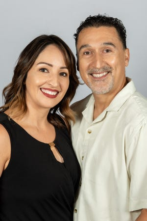 Ana and Ismael Jimenez, owners of Agape Salon & Spa, will be honored at the 15th annual National Philanthropy Day in the Desert awards celebration on Friday, Nov. 5, 2021.