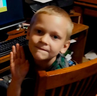 The Stearns County Sheriff's Office is looking for Robert and Erika Herrington and their four children; Landon and Carter, 8, Briella, 3, and Delilah, 2. There is concern for the children's welfare.