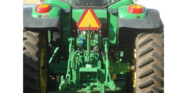 Entanglement in an auger or PTO can happen in the blink of an eye and can lead to injury, amputation, and even death.