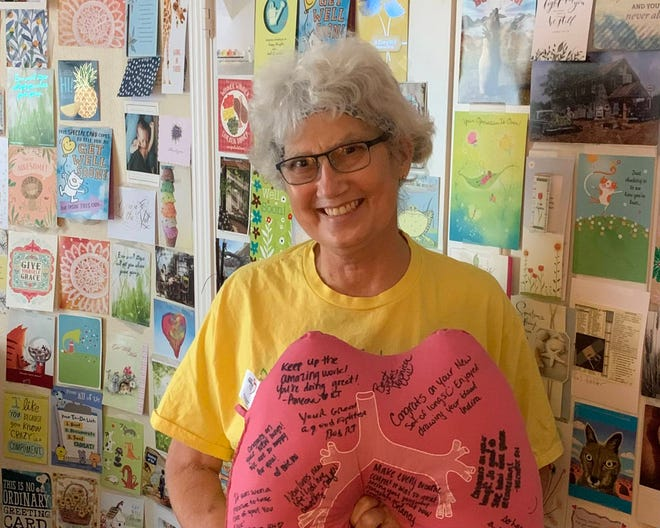 Melissa Wheeler, 61, received a double lung transplant in June 2020. The Round Rock resident now shares the story of her diagnosis with idiopathic pulmonary fibrosis to spread a message of hope and inspiration to others affected by the disease.