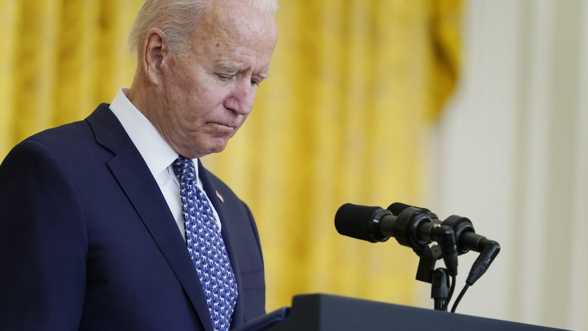Fact-check: Did Biden urge people to get vaccinated to protect themselves from hurricanes?