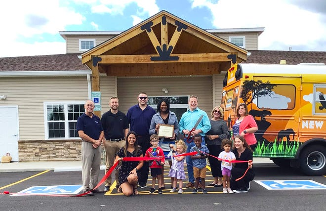 New Adventures had a ribbon cutting ceremony Sept. 1 to celebrate the opening of its new Twinsburg facility.