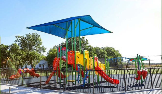 The re-opening of Johnson Park from 5:30-6:30 p.m. Sept. 14.