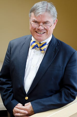 """Trinity School of Ministry's Dean President, the Very Rev. Dr. Henry """"Laurie"""" Thompson III, retired from his position after serving for five years in the role, and as interim the year prior. He worked at Trinity for 25 years in total."""