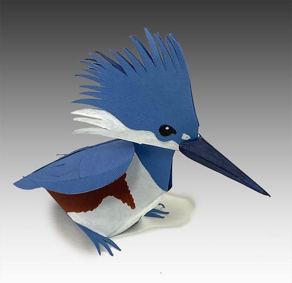 """""""Kingfisher"""" by Hiroshi Hayakawa"""