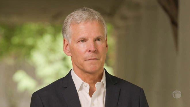 Doug Kridler, president and CEO of the Columbus Foundation