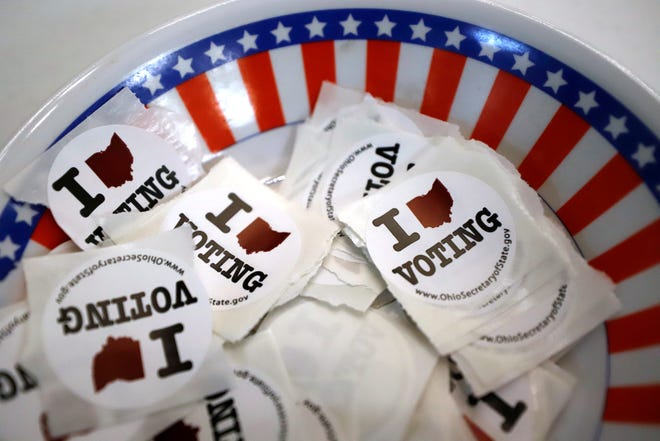 The voter registration deadline for the General Election in November is Oct. 4.