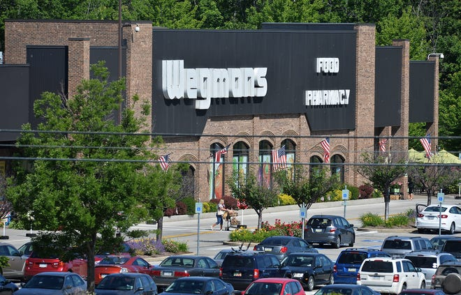The Wegmans grocery store on West Ridge Road is shown in this 2016 file photo.