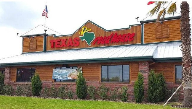 Texas Roadhouse will be coming soon to River City Marketplace, company officials confirmed. Pictured is the restaurant near St. Johns Town Center.