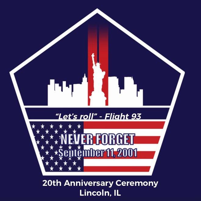 Logan County will commemorate the 20th anniversary of 9/11.