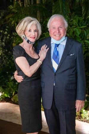 Kathy and Alan Bleznak Photos by Capehart