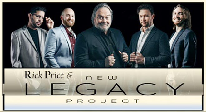 Rick Price and New Legacy Project