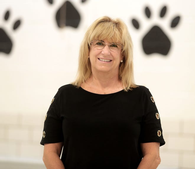 Kathy Meeks is the Independent's Teacher of the Month for September