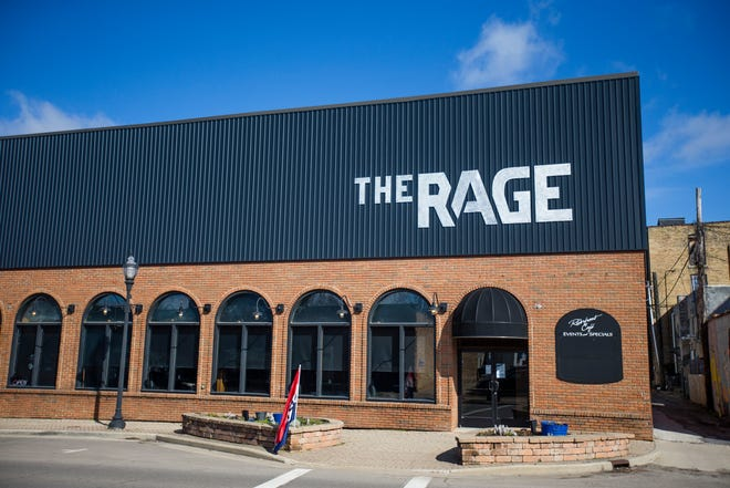 """A """"Fright Fest"""" festival is coming Sept. 19 to the patio in front of The Rage restaurant in Niles."""