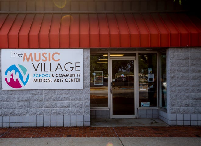 The Music Village will resume some in-person lessons at 333 S. Michigan St., in downtown South Bend.