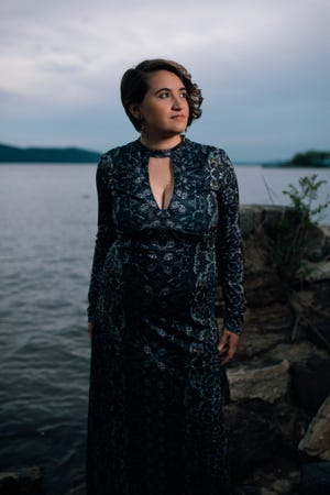 Jazz vocalist Kristina Koller will perform Sept. 17, 2021, at Merrimans' Playhouse in South Bend.