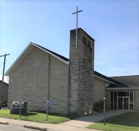 Spencer First Church of the Nazarene