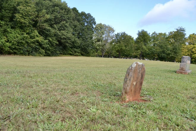 A patch of land at Sunset Cemetery could hold hundreds of unmarked dead.