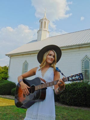 Crest High senior Lindy Bryson has released an EP featuring a tribute to her late music teacher.