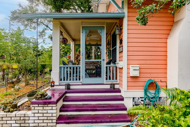 This 1925 Craftsman home at 1660 Seventh St. in Sarasota's Gillespie Park neighborhood is on the market for $625,000.