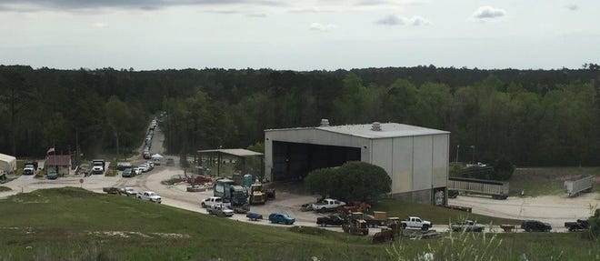 Brunswick County Landfill free cleanup week will be held Sept. 13-17.