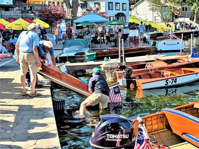 The annual Portage Lakes Antique and Classic Boat Show is back this weekend.