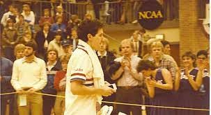 Two-time Clark University All-American basketball player Daniel Trant.