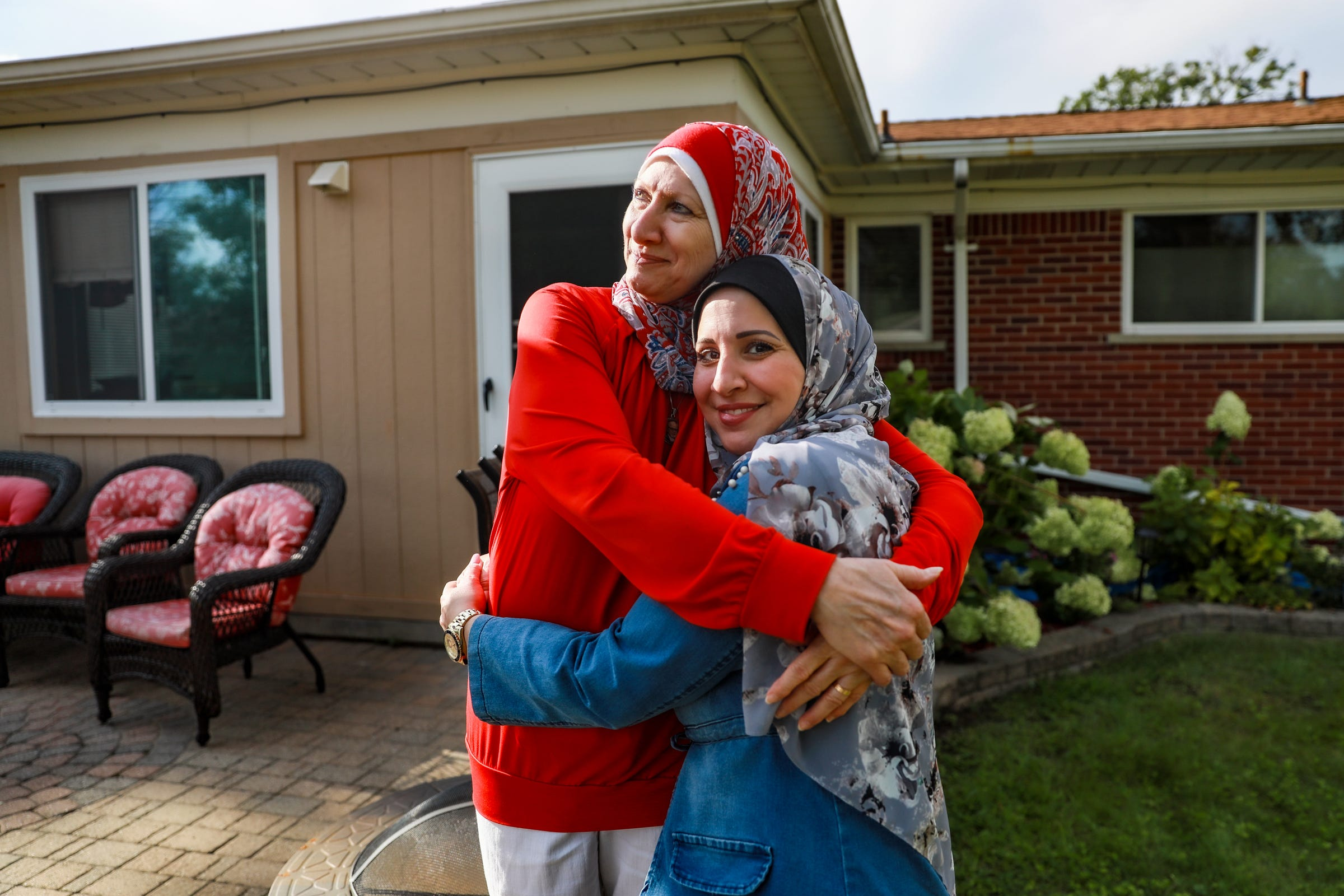 """Community liaison for Dearborn Public Schools Lila Amen, 66, and her daughter, international and diplomatic affairs consultant Suehaila Amen, 42, both of Dearborn Heights, and their family were featured in TLC's """"All-American Muslim."""" Amen says the show opened people's eyes to see Muslims as human beings and finds it exhausting to have to explain her faith every time something happens connected to a Muslim. """"These people (terrorists) do not represent my faith, they don't represent me,"""" said Amen, """"They don't represent my community. Why should I have to continue apologizing for someone else's actions."""" Suehaila said her community is ostracized and seen as other, which is why she helped form Building Respect In Diverse Groups to Enhance Sensitivity (BRIDGES), a successful partnership between federal law enforcement agencies and Arab American and Middle Eastern leadership in metro Detroit that formed right after Sept. 11, 2001."""