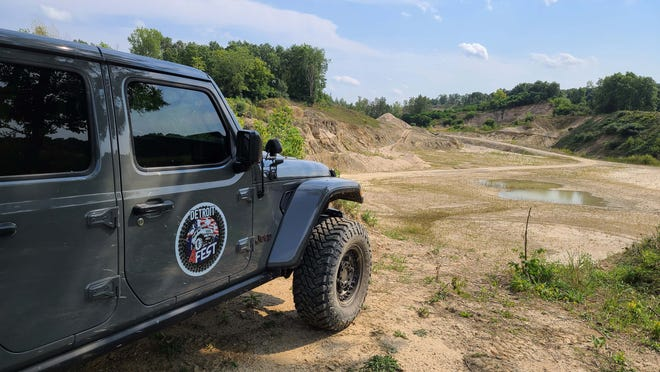 Holly Oaks ORV Park's northern, 71-acre off-road playground will open to the 2021 Detroit 4Fest. Combined with the park's southern, 121-acre sandbox, participants will have over 190 acres to play on.