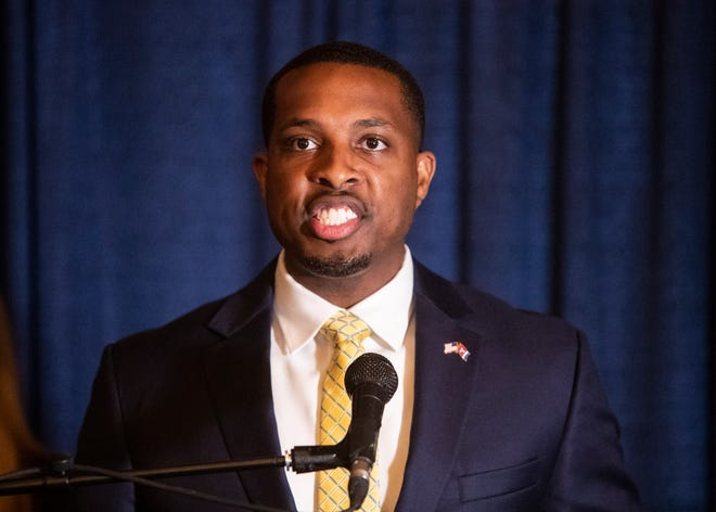 Memphis City Councilman JB Smiley Jr. enters Democratic race for Tennessee governor