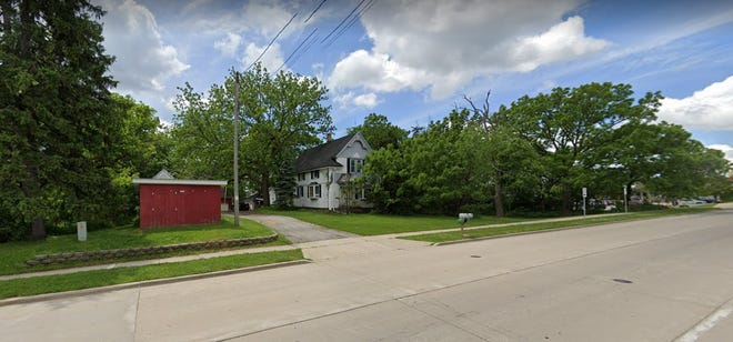 This area at 7401 W. Rawson Ave., the former Brunn family farm property between McDonald's and the Anderson Dental Clinic, in Franklin could be redeveloped with various commercial uses.