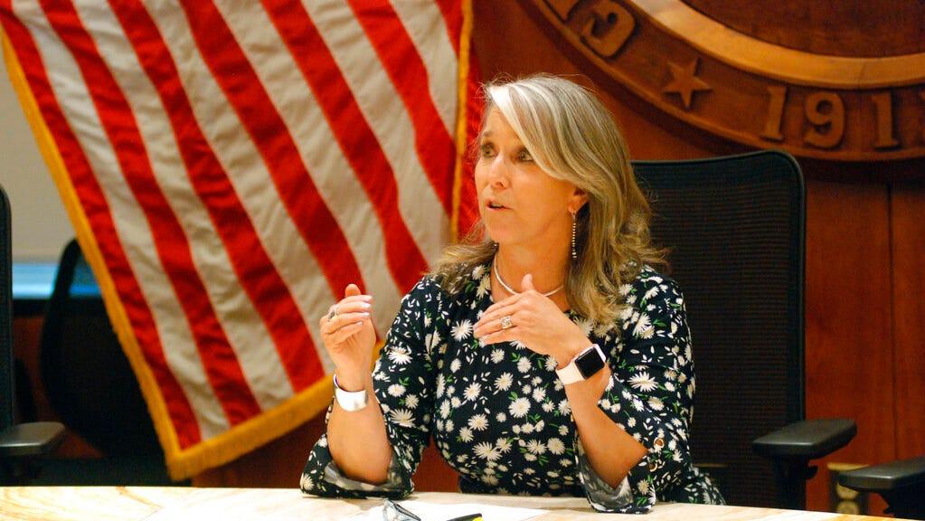 New Mexico lawmakers sue Gov. Lujan Grisham over COVID-19 relief spending