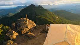 29-mile Old CascadeCrest Loop has epic views, solitude
