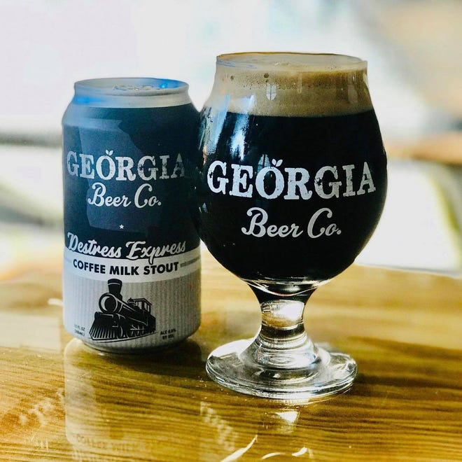 Georgia Beer Co.  won Gold at the coveted U.S. Open Beer Championships with its Coffee Milk Stout.