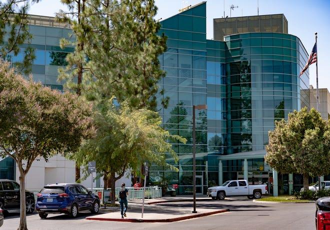 Sierra View Medical Center in Porterville on Tuesday, September 7, 2021.