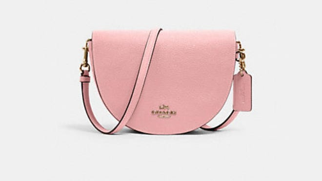 This chic crossbody is just $97 at Coach Outlet.