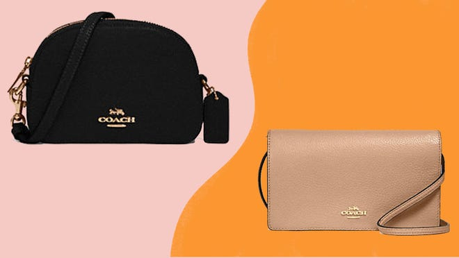 Coach purses are under $100 at Coach Outlet right now.