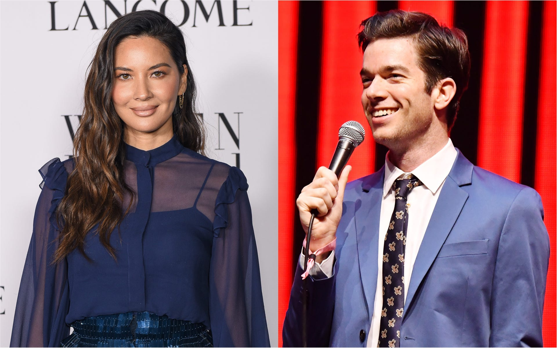 A look back at John Mulaney and Olivia Munn s relationship timeline, including  Late Night  reveal