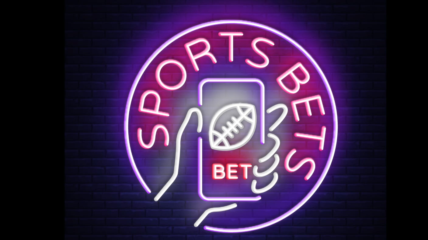 Sports betting explosion: Eye-popping look at industry's climb
