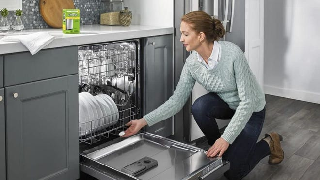 Always make sure your dishwasher is clean.