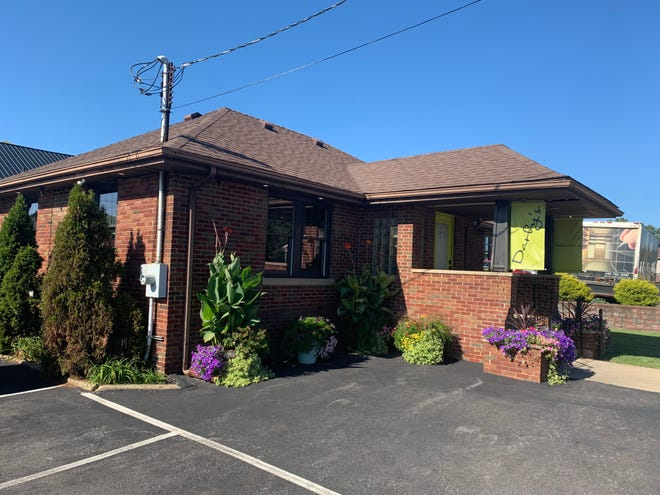 The Darby's on Fifty-Nine eatery is housed in a former home on Front Street (state Route 59) in Cuyahoga Falls.