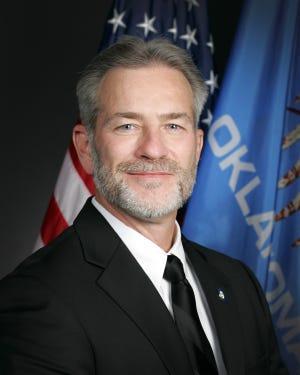 Rep. Tommy Hardin, R-Madill