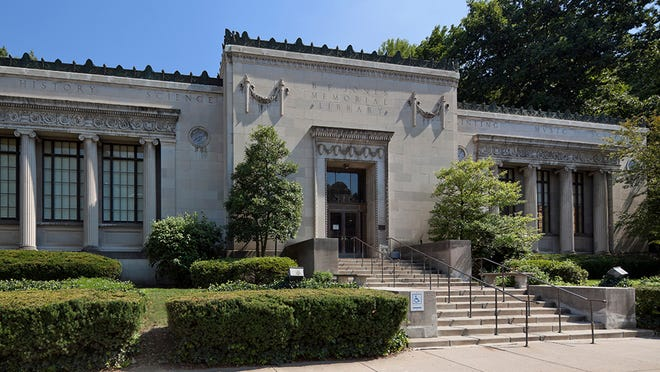 CCBC's Community Classroom will offer college classes at local libraries, including B.F. Jones Memorial Library in Aliquippa.