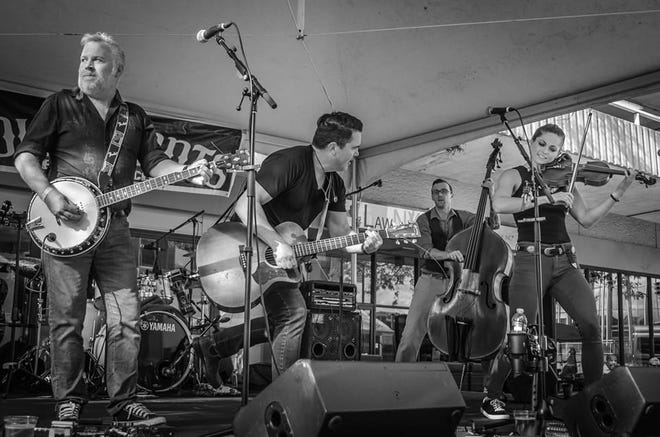 One of the Finger Lakes' favorite bands, The Town Pants, returns for the conclusion of their tour Sept. 24 at Climbing Bines in Torrey.