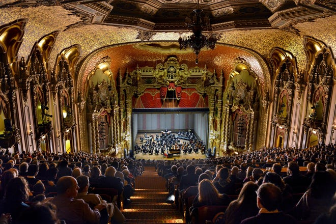 New COVID policies are going into effect at numerous arts venues this weekend, including the Ohio Theatre.